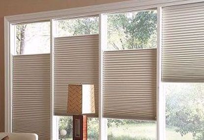 Picture of Top and Bottom Cellular Shades